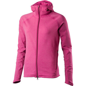 Houdini Outright Houdi Jacket Dame snappy pink